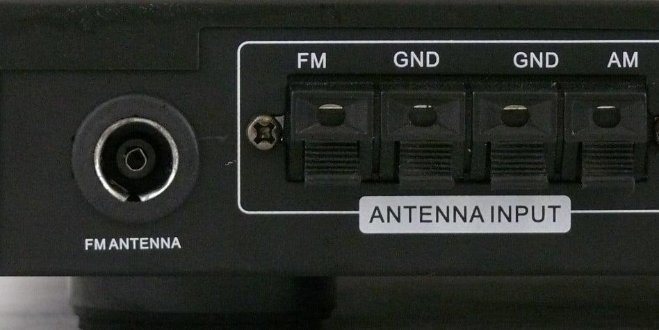 1RU AM/FM Digital Tuner