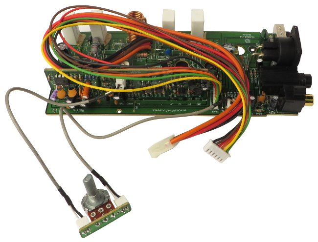 Amp/Driver Right PCB for RA500