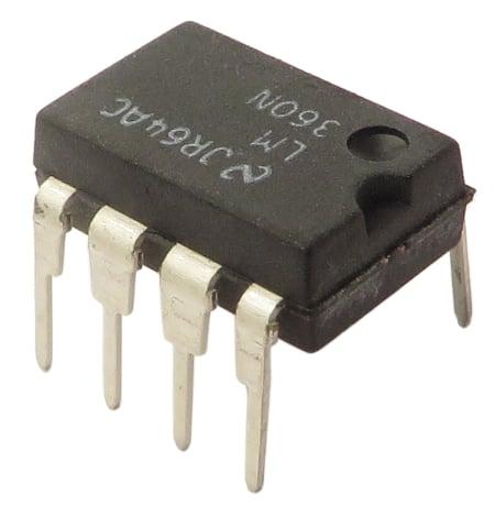 8-Pin DIP Comparator IC
