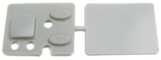 Telex F.01U.109.284 Molded Key Pad for TR800 F.01U.109.284