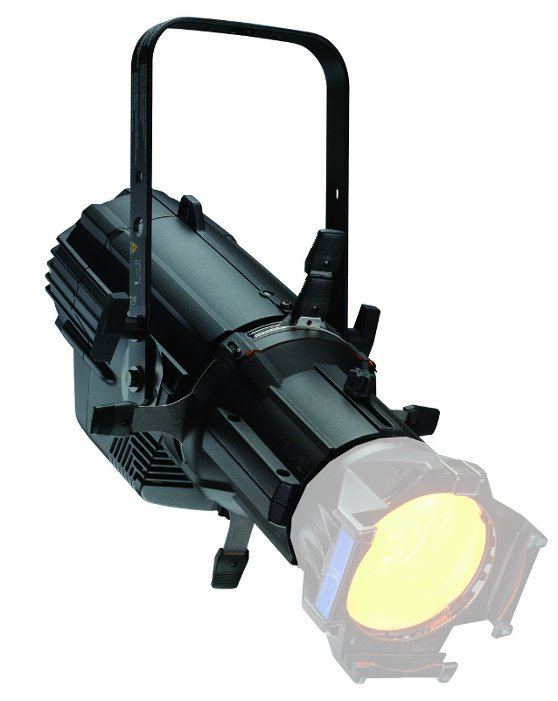 Source Four LED Series 2 Tungsten HD with Shutter Barrel and Twist Lock Connector