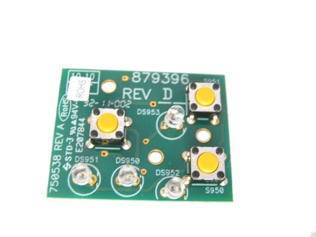 Top Panel PCB for TR-8