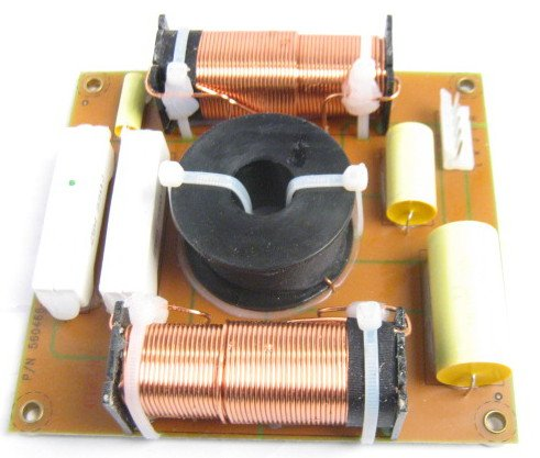 Crossover Network Assembly for EV ZX5/90