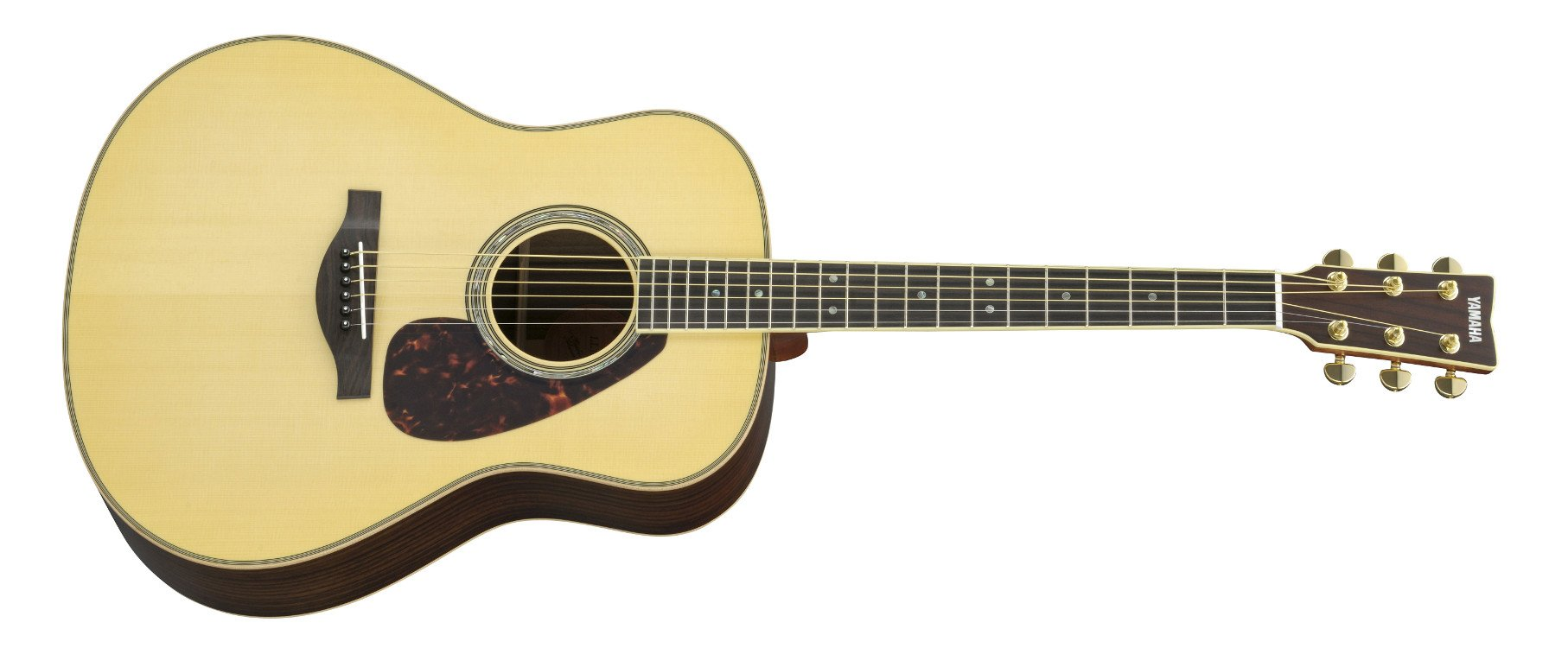 Hand-Crafted Jumbo Acoustic/Electric Guitar