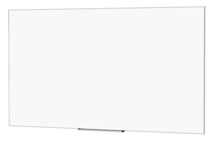 """Da-Lite 28271 94"""" HDTV IDEA Screen with 24"""" Marker Tray 28271"""