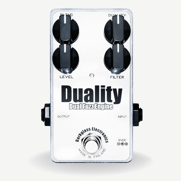 Dual Fuzz Effects Pedal