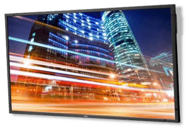 "55"" LED Backlit Professional-Grade Large Screen Display"