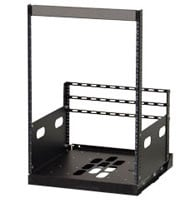 12RU Pull Out Rack with 2 Slides