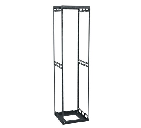 "Slim 5 Series Knock Down 43 Space Rack with 20"" Depth"