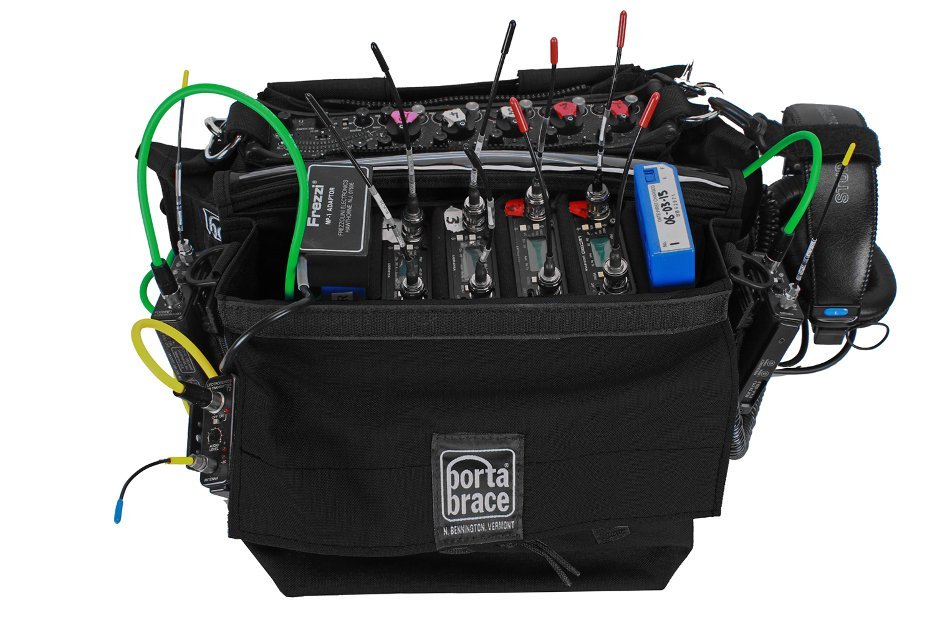 Field Audio Mixer Combination Case for Sound Devices 442 & 552