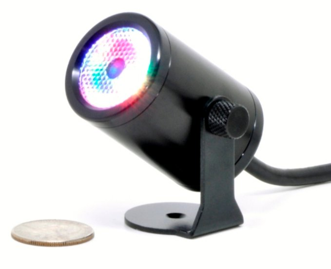 Precision DMX RGB Flood Light