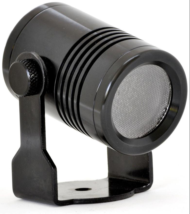 DMX Flood 4W Micro RGBW DMX-Controllable Fixture