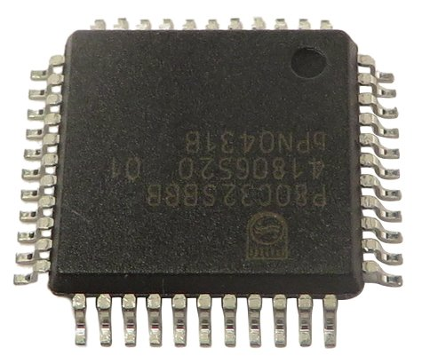 Microcontroller Chip for DL4