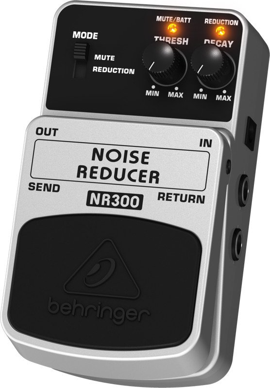 Noise Reduction Effects Pedal