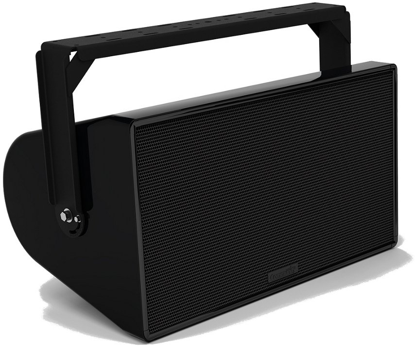 "15"" Two-Way WET X Series Indoor / Outdoor Loudspeaker in Black with 90x40 Dispersion"