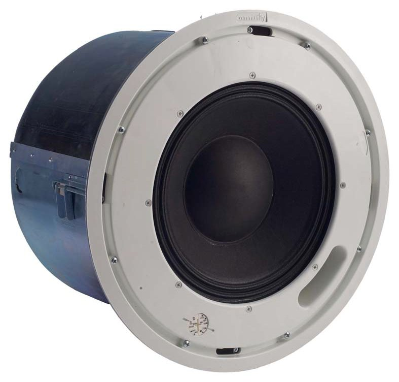 "Distributed Design 10"" Ceiling Mount Subwoofer"