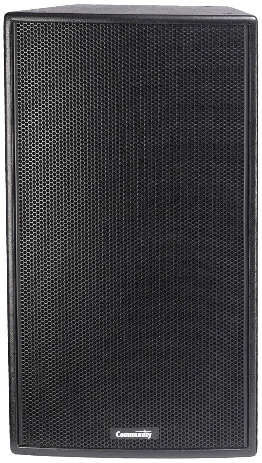 """15"""" VERIS 2 Series 3-Way Loudspeaker in Black with 60x40 Dispersion"""