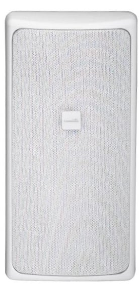 "Distributed Design Series 5"" Two-Way Coaxial Surface Mount Loudspeaker in White"