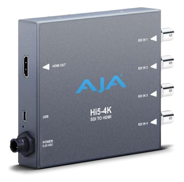4K SDI to 4K HDMI Mini-Converter