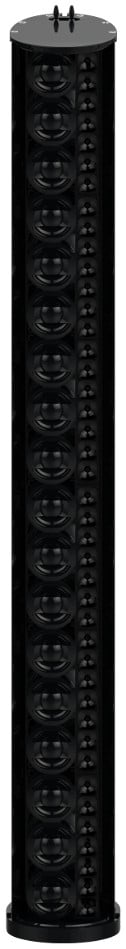 ENTASYS Full-Range 3-Way Column Line Array System in Black