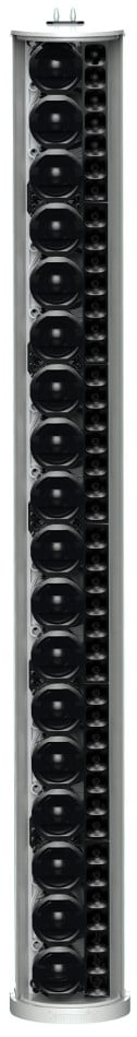 ENTASYS Full-Range 3-Way Column Line Array System in White