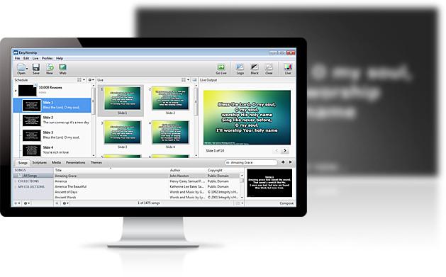 EasyWorship EasyWorship 6 Software Upgrade from v1-2007 to v6 EASYWORSHIP-UPGRADE2