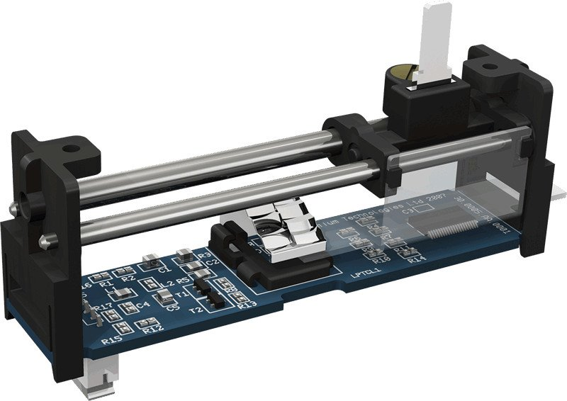 Contact-Free Optical Fader for DDM4000