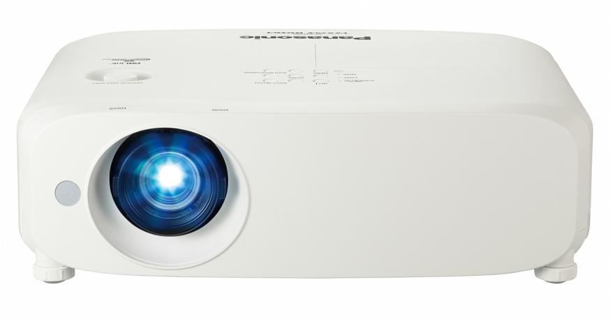 4800 Lumens WUXGA LCD Projector