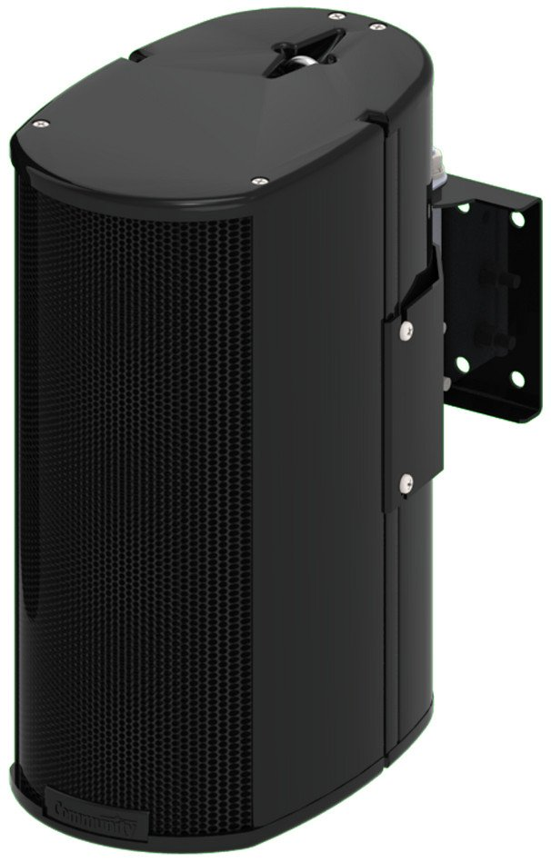 ENTASYS 200 Series 2-Way Compact Column Array Loudspeaker with (3) LF Drivers in Black