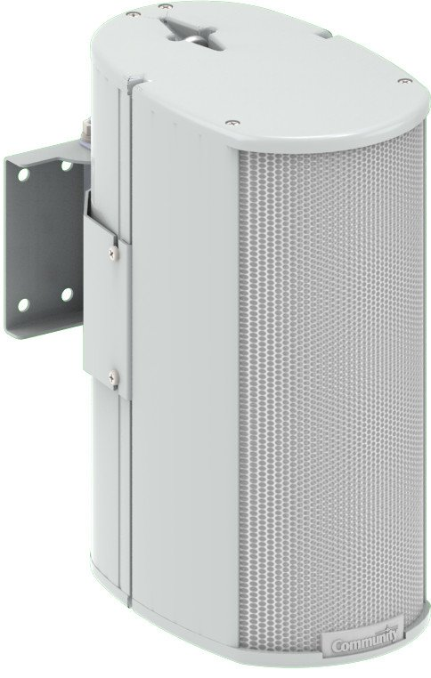 Community ENT203 ENTASYS 200 Series 2-Way Compact Column Array Loudspeaker with (3) LF Drivers in White ENT203-WHITE
