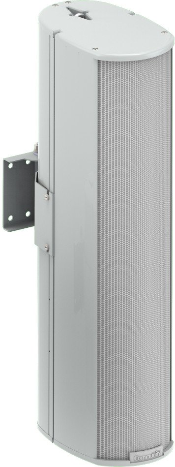 ENTASYS 200 Series 2-Way Compact Column Array Loudspeaker with (6) LF Drivers in White