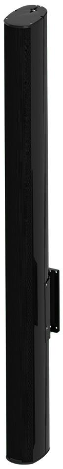 ENTASYS 200 Series 2-Way Column Array Loudspeaker with (20) LF Drivers in Black