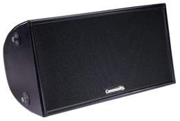 "12"" 3-Way Full-Range WET II Loudspeaker in Black with 90x40 Dispersion and 200W Autoformer"