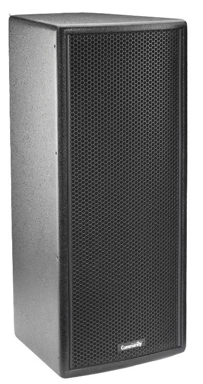 "8"" 150W 8Ohm 2-Way Speaker in White"