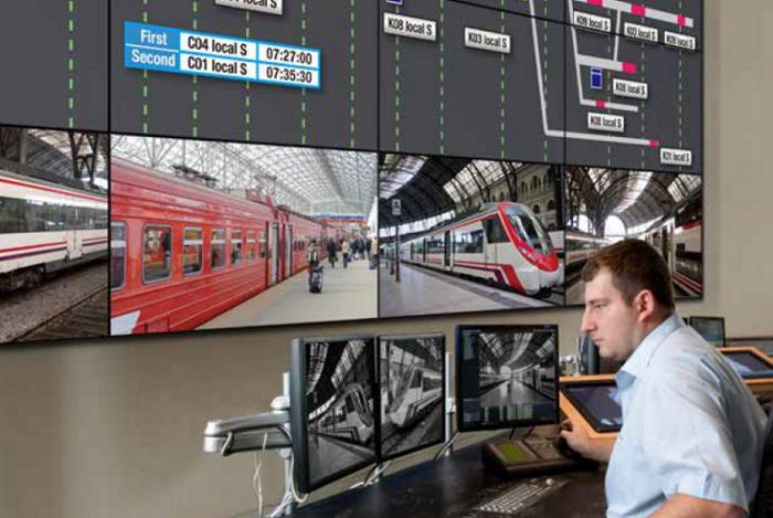 2x2 Video Wall Bundle with TH-55LFV5U Displays