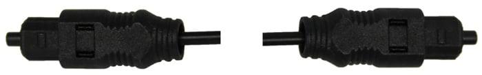 6 ft (2M) TOS-Link/ADAT Fiber Optic Cable