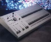 Leprecon LP1548D 48 Channel Two Scene Control Console LP1548DMX