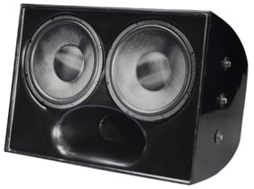 "2x15"" 1000W WET Series II Subwoofer"