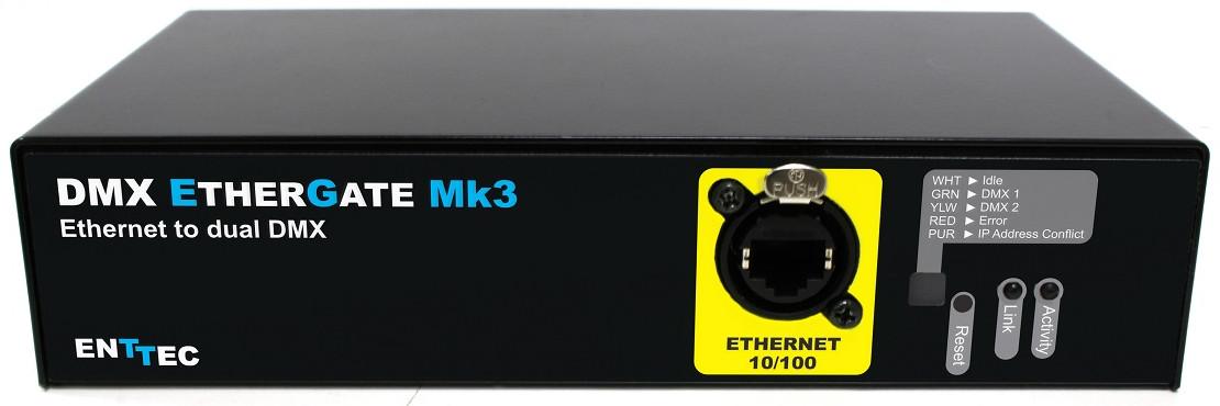 DMX Ethergate MK3