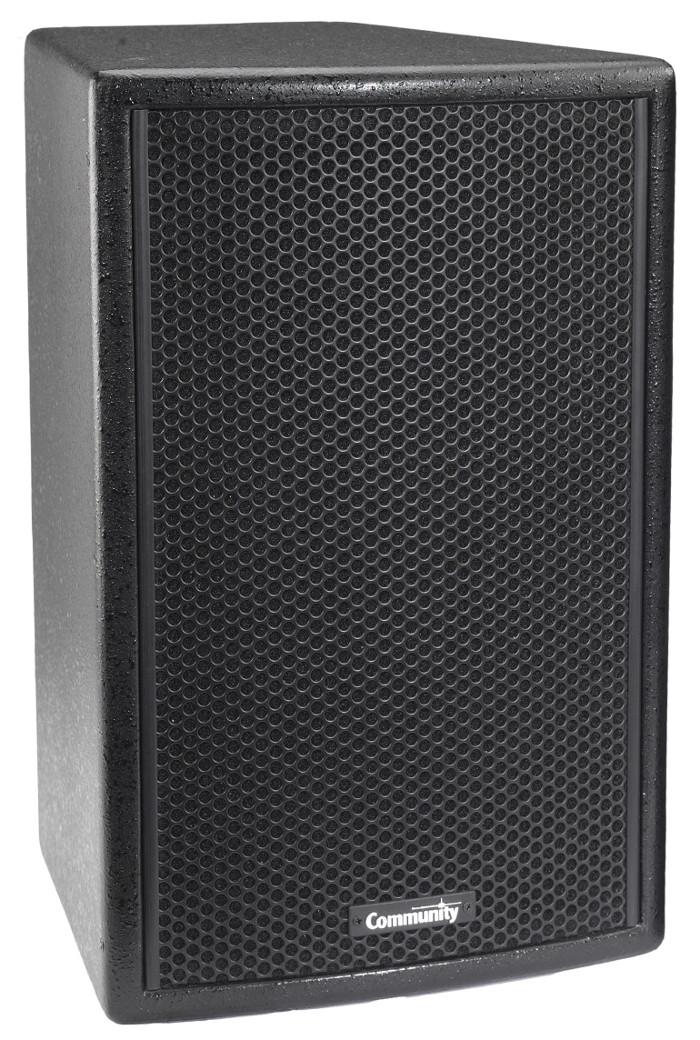 """8"""" 150W 8Ohm Speaker with 200W Autoformer in Black"""