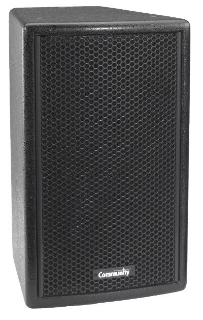 """6.5"""" 250W 8Ohm Speaker in Black with 200W Autoformer"""