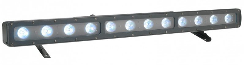 12x5W Quad RGBA LED Bar