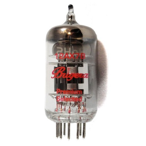 Dual Triode Super-Low Noise Preamplifer Vacuum Tube
