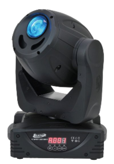 90W Moving Head LED Spot