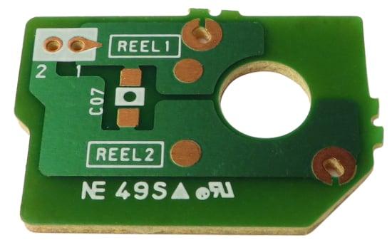 Reel Motor PCB for PCMR300