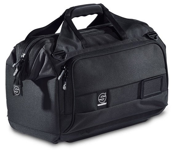 Standard Sachtler Doctor Camera Bag with Internal LED Lighting