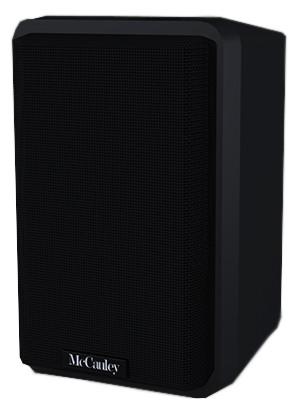 "2-Way Passive Full-Range Installation Loudspeaker with 5.25"" Driver in White"