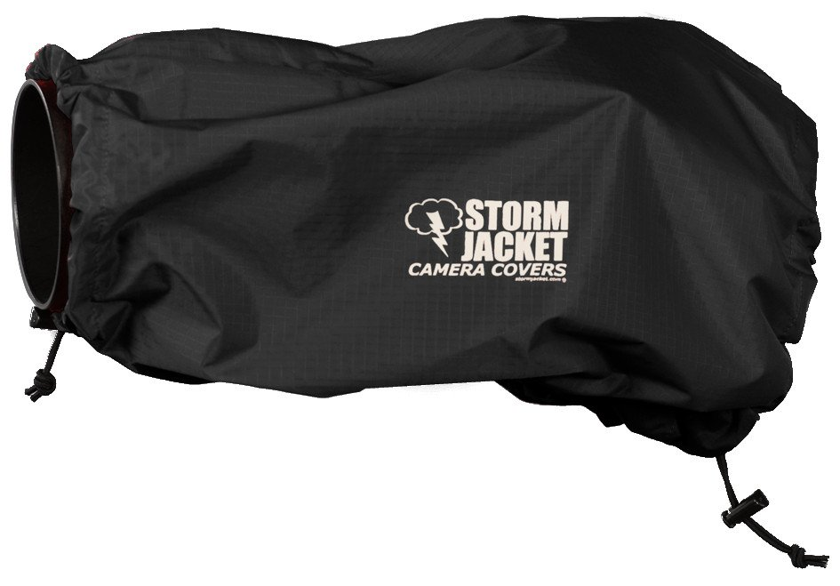 Large Standard Model Storm Jacket Cover in Black