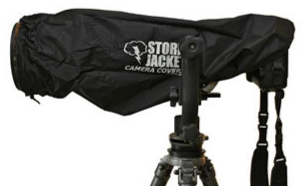 XL Pro Storm Jacket for SLR in Black