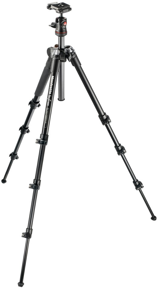 BeFree Lightweight Photo Tripod with Ball Head
